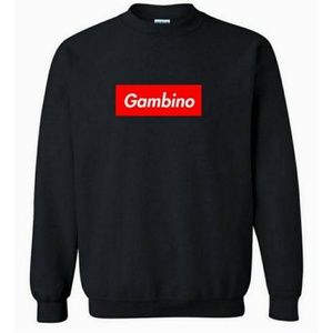 New Childish Gambino Black Sweatshirt